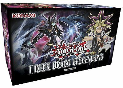 Yu-Gi-Oh! I Deck Drago Leggendari - totalmente in italiano