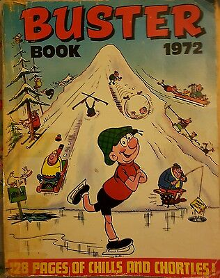 Buster Book 1972   C4