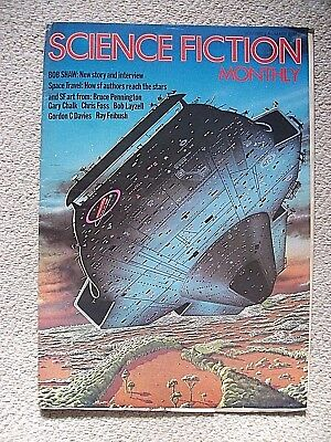 Science Fiction Monthly Volume 2 No.9