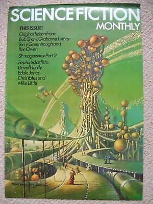 Science Fiction Monthly Volume 1 No.4