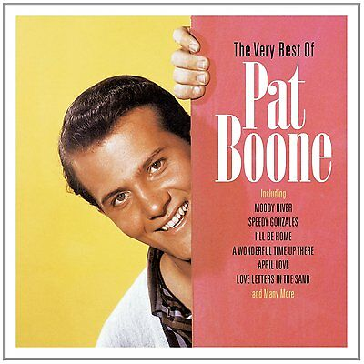 Pat Boone - The Very Best Of [Greatest Hits] 2CD NEW/SEALED
