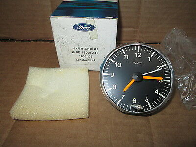 Ford Cortina Clock Genuine Boxed  78 Bb 1500 Ab New