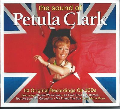 Petula Clark - The Sound Of [Best Of / Greatest Hits] 2CD NEW/SEALED