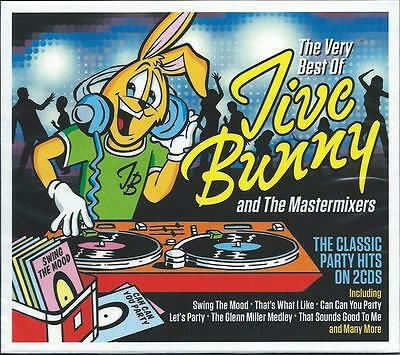 Jive Bunny - The Very Best Of [Greatest Hits] 2CD NEW/SEALED