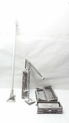 """12"""" & 10"""" Ames Easy Clean Finisher Flat Box w/ Xtender Handle - 7/L261032A"""
