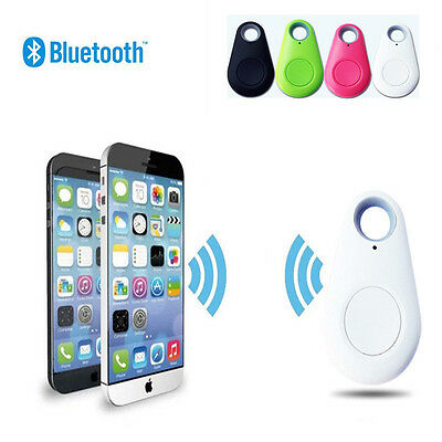 Mini Bluetooth Wireless Anti Lost Tracker Alarm Key Child Pet Finder GPS Locator