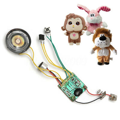 10 Seconds Sound Voice Recordable Module Music Recorder Chip For Greeting Card