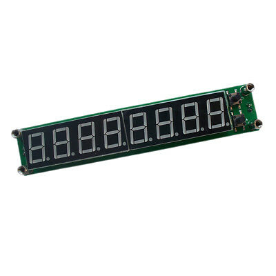 PLJ-8LED-H Signal Frequency Counter 8LED RF Meter Green LED 0.1MHz-1000MHz