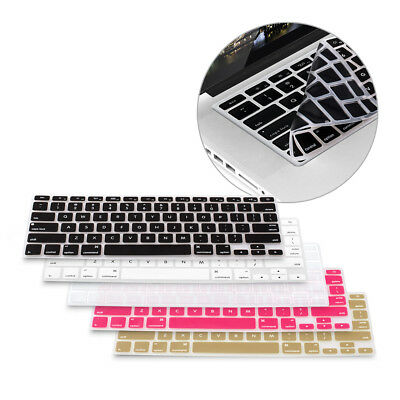 Tastatur Schutz Qwerty (Us) Für Apple Macbook Air 13'' Pro Retina 13'' 15''