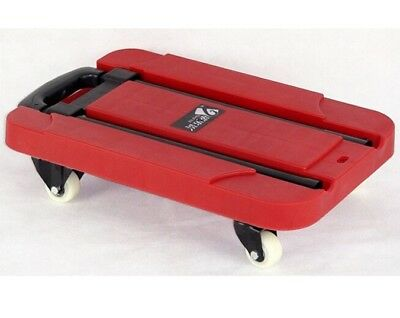 E13 Rugged Aluminium Luggage Trolley Hand Truck Folding Foldable Shopping Cart
