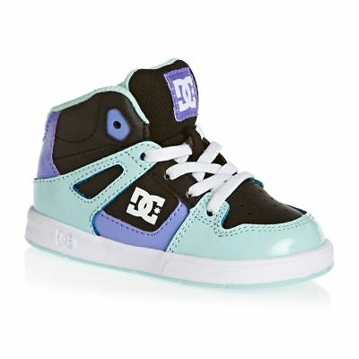 DC Shoes - DC Rebound Ul Todds Shoes - Black/Multi