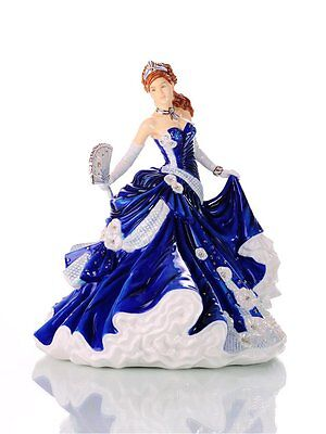 English Ladies Company Midnight Romance Doll Figurine New And Boxed