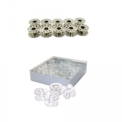 15K or 66K Plastic, Metal Sewing Machine Bobbins