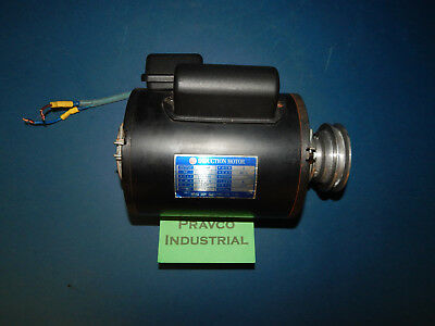 Ming Sun Induction Motor 1Phase 60Hz 110/220Volt 4Pole ClassE 1/3(.33)HP 1720RPM