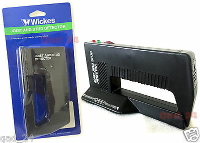 Wickes Joist & Stud Detector Wall Timber Finder Plaster Board Sensor Tv Scanner