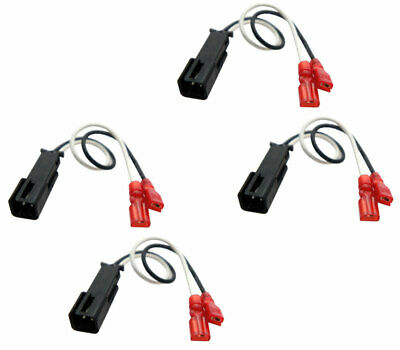 Acura NSX 2017-2017 Factory Speaker Replacement Connector Harness Package