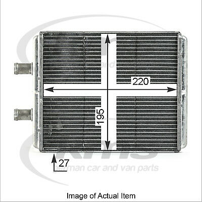 New Genuine HELLA Heater Radiator Matrix 8FH351000351 Top German Quality