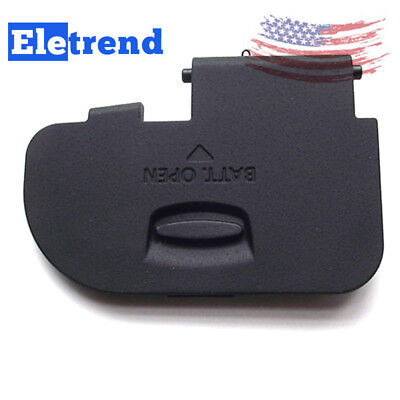 US FAST SHIP Battery Door Cover Lid Cap Replacement Part For Canon EOS 5D III