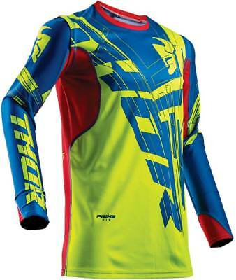 2018 Thor Prime Fit Paradigm Jersey - Motocross Dirtbike MX ATV