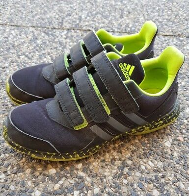 Adidas kids shoes runners size US4
