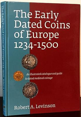 Levinson: The Early Dated Coins of Europe 1234-1500