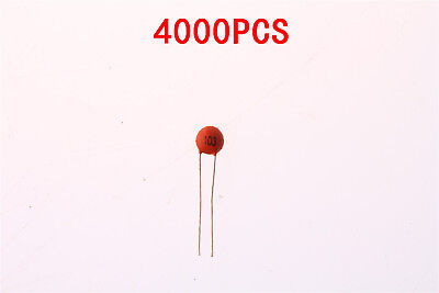 4000pcs Ceramic Disc Capacitors Multi-Listing 50V 10NF ±20% RoHS