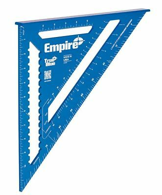 "Empire 12"" 300mm True BLUE  Aluminium Quick Roofing Rafter Square 3992"