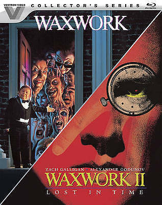 Waxworks Compilation [Blu-ray] New DVD! Ships Fast!