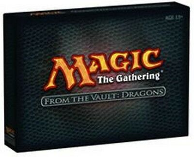 FROM THE VAULT: DRAGONS Draghi Mtg Magic 15 FOIL CARDS BOX SET FTV