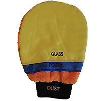 New 3 Layer Car Wash Mitt,dust,polish,glass,plastic,rubber,use Wet Or Dry