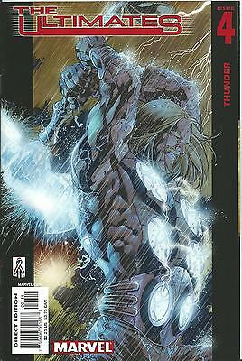 The Ultimates #4 (Marvel)  2002