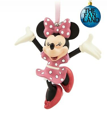 New Disney Minnie Mouse Happy Sketchbook Ornament
