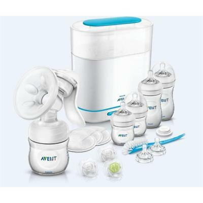 Philips Avent Naturel Starter Set (pack avantageux)