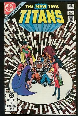 Teen Titans 27 29 30 33 35-39 41 42 43 45-51 53-63 Annual 1 NM- to NM lot of 31