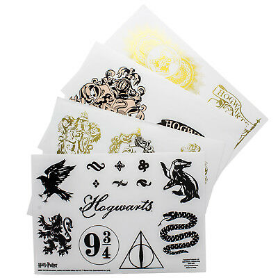 Sticker Harry Potter Hogwarts für Laptop, Smartphone und Tablet im 27er Set