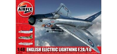 AIRFIX® A09178 English Electric Lightning F.2A/F.6 in 1:48