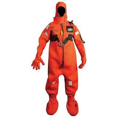 Mustang Immersion Suit Small Floation Survival Suit
