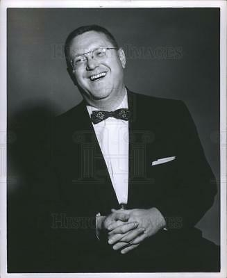1955 Press Photo Sam Levenson Humorist Writer Teacher - dfpb11097