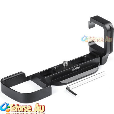 【AU】Quick Release Plate L-Shaped Vertical Bracket Holder For Sony A6000 Camera