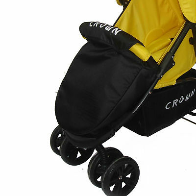 ST560 Crown Child Stroller Buggy Sport Jogger High Quality Color Red New 2016