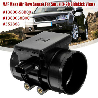 MAF Mass Air Flow Sensor Meter For Suzuki 92-98 X-90 Sidekick Vitara Chevrolet