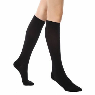 Medical Grade 23-32mmHg Compression Socks Knee Support Varicose Vein Stockings