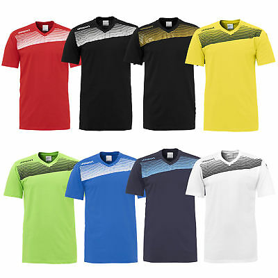 uhlsport Liga 2.0 Training T-Shirt Fussball Training Team Herren/Kinder 1002137