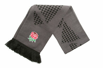 Canterbury Mens England 2017/18 Supporters Rugby Scarf Team Sports Training