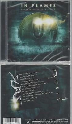 CD-- Soundtrack to Your Escape ~ In Flames