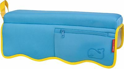 Skip Hop MOBY BATHTUB ELBOW REST Tub Arm Pad Storage Pouch Baby/Toddler BN