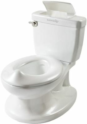 Summer Infant MY SIZE POTTY Realistic Toilet Training Toddler/Child  BN