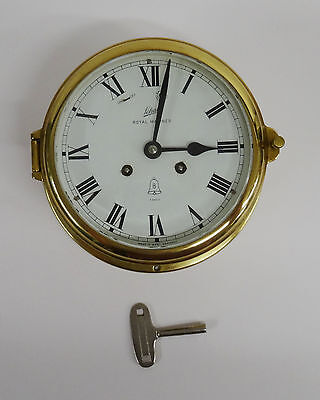Ältere Wanduhr Schatz Royal Mariner Uhr Clasenuhr - made in West Germany ~70er
