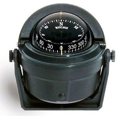 Ritchie Voyager Compass with Bracket Mount CombiDamp Dial B-81