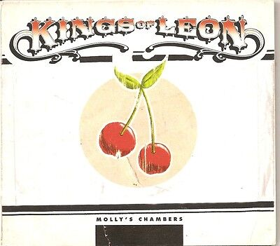 KINGS OF LEON Molly´s Chambers 3 track EURO DIGIPACK CD EP